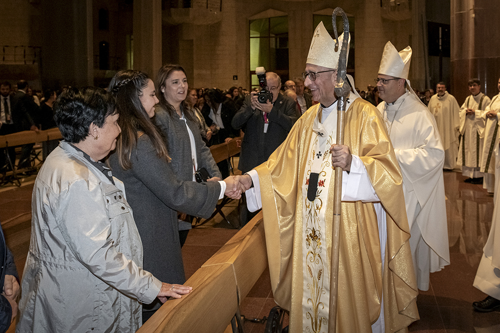 Cardenal Omella, new president of Spanish Episcopal Conference
