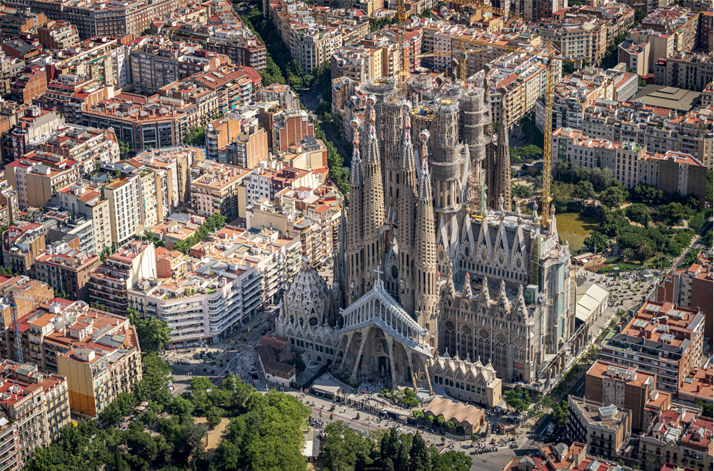 Sagrada Família to loan adapted space to City Council to be used by Antoni Gaudí scout troop