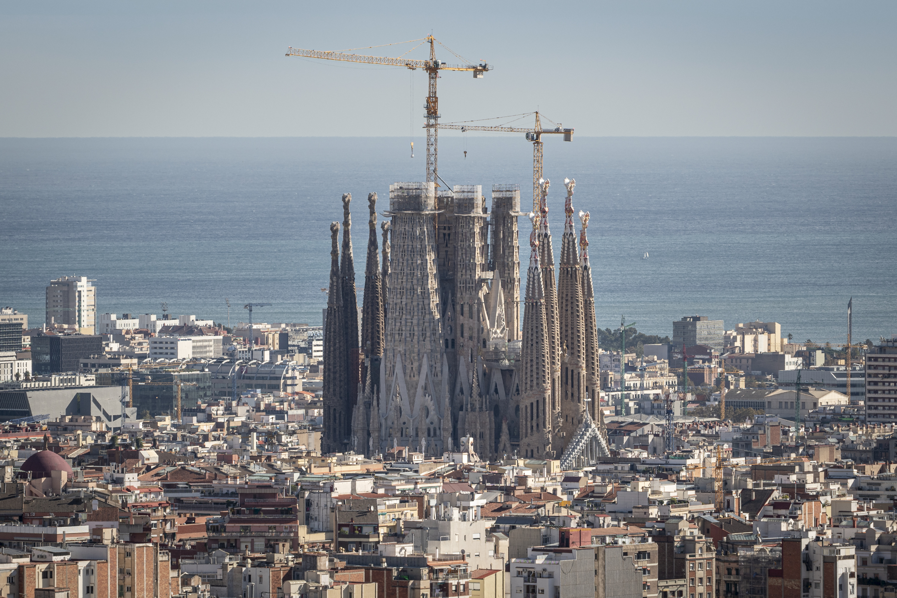 BARCELONA TIME tickets to visit Temple in October, sold out