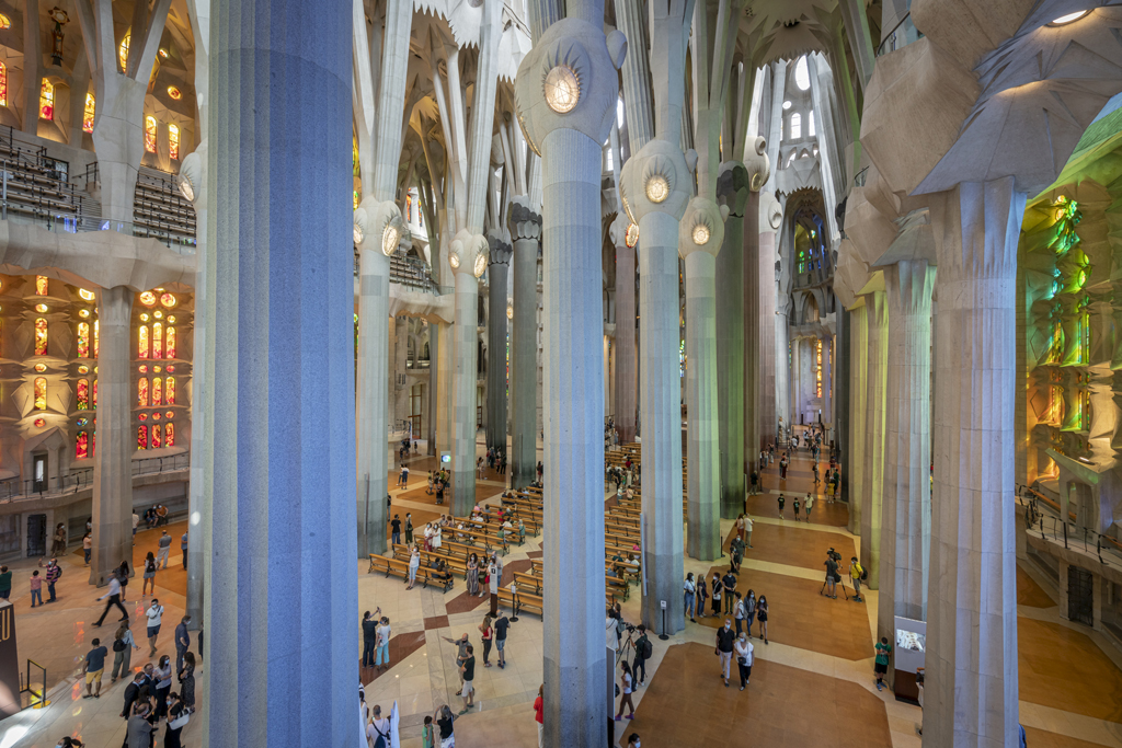 Sagrada Família opens up 27.000 BARCELONA TIME tickets for city residents for October weekends