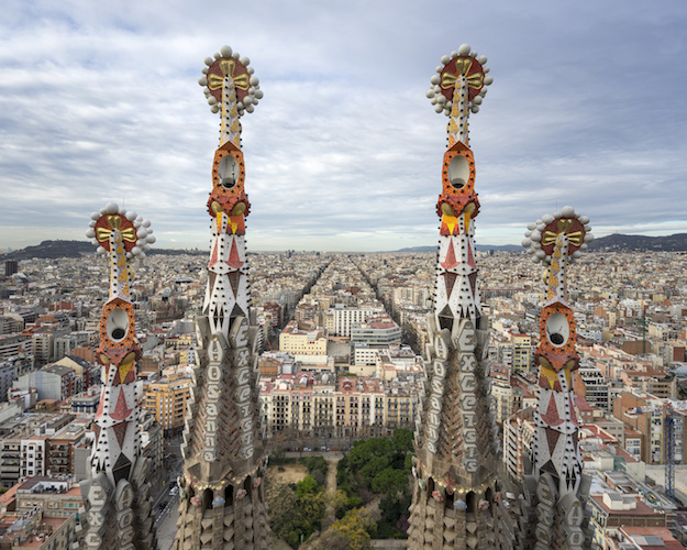 Sagrada Família hosts new Open Doors Days to discover crowning of tower of the Virgin Mary